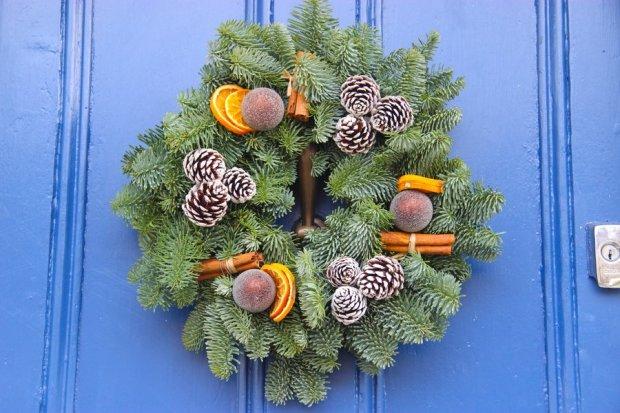 Puerta Navidad 2